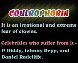 List of All Phobias and their Meanings