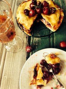Loredana Sandu...retete pentru toate gusturile: Placinta cu cirese