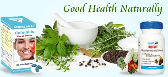Use herbal supplements - get good health naturally