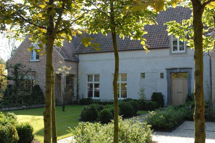 Klassieke vormgeving - Traditioneel - Tuin - Antwerpen