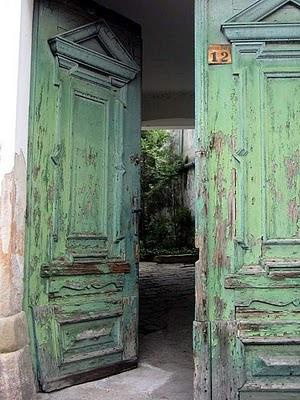 ...: The Doors, Green Doors, Color, Rustic Doors, Doors Windows, Old Woods Doors, Gates, Old Doors, Vintage Doors