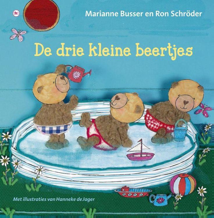 Marianne Busser - De drie kleine beertjes