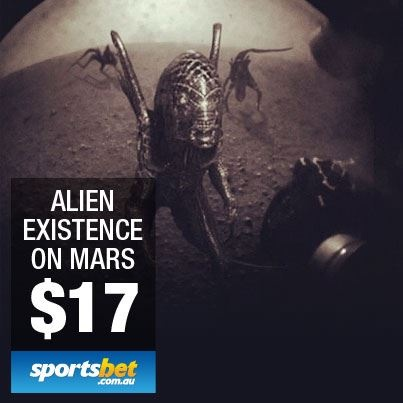 Novelty betting - Click like if you're tipping the Mars 'Curiosity' Rover to kill the cat - Sportsbet.com.au
