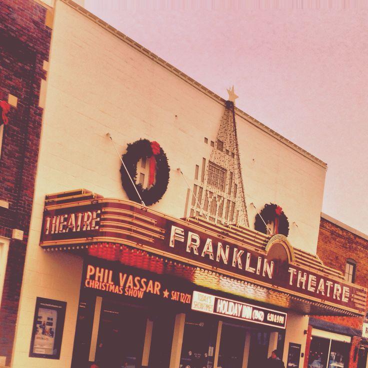 Tnesbittvintage Historical Franklin