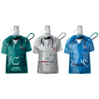 Medical Scrubs Water Bottle Let us source and imprint that perfect #Promotional #item or Gift for your Business. Get a Free Consultation http://www.promotion-specialists.com/contact-us/get-a-free-consultation/