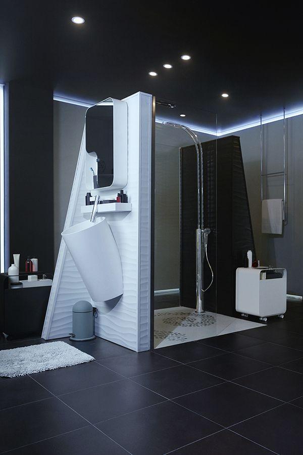 style futur i envie de salle de bain salledebain. Black Bedroom Furniture Sets. Home Design Ideas