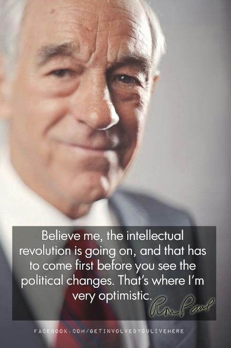 Ron Paul is the only politician who tried to end these unconstitutional wars and give us our liberty back.