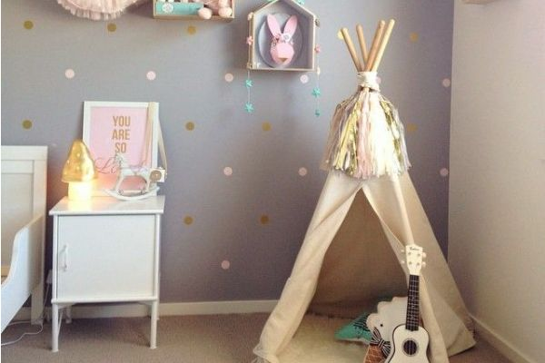 23 id es d co pour la chambre b b b b parents et avon - Idee deco chambre bebe fille photo ...