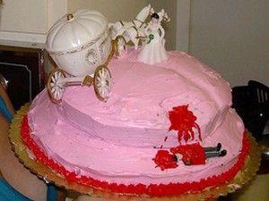 Torte strane e folli . La torta divorzio di Cenerentola - http://invitaveritas.altervista.org/torte-strane-e-folli-torta-divorzio-cenerentola/