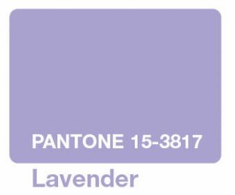 Pantone Lavender