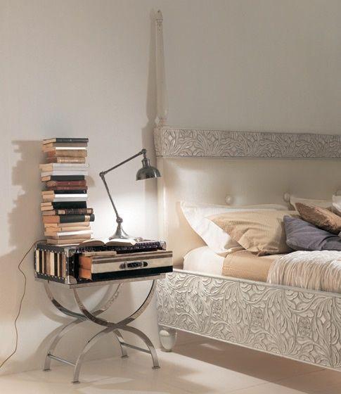 Bizzotto Mobili - Comodino I Bauli mobili camere da letto - comodini camera da letto