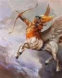 07 - Virgilio menciona en las Geórgicas, como el centauro Quirón le enseña a Aristeo toda la ciencia y la tecnología para la producción de los quesos.