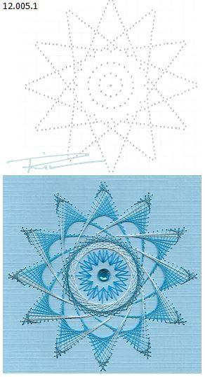 Rit Vanschoonbeek 12.005.1 Borduren op papier