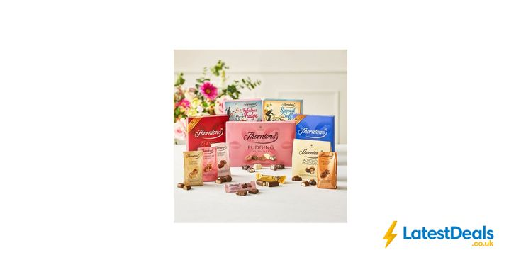 Thorntons Tasty Treats Bundle + Stars Collection Free With code, £20