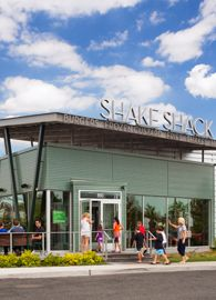 Shake Shack's location in The Domain, set to open in early 2015, will join the first expected to debut sometime before the end of 2014 in Lamar Union, the South Austin complex that includes the Alamo Drafthouse South Lamar.