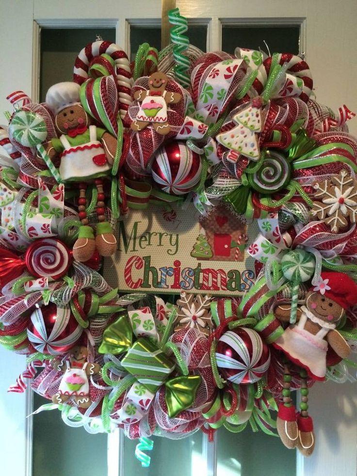 Christmas Decorations Theme best 20+ gingerbread christmas decor ideas on pinterest