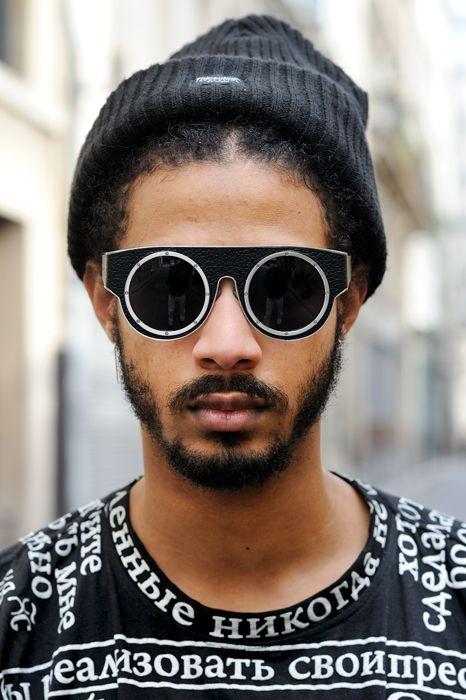 Cd Glasses Flip Bow