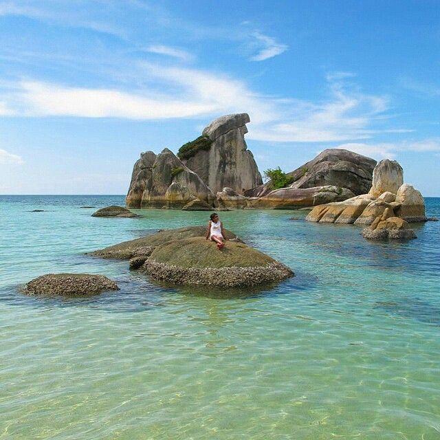 "SUMATRA ISLAND on Instagram: ""#exploresumatra - Photo by @indriyuliani taken at belitung Keep your #exploresumatra hashtag and share your location to give us permission to repost. Thanks!!"""