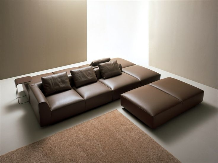 BE LOOK Divano componibile by i 4 Mariani design Mauro Lipparini. Find this  Pin and more on DOUBLE SIDED SOFAS ...