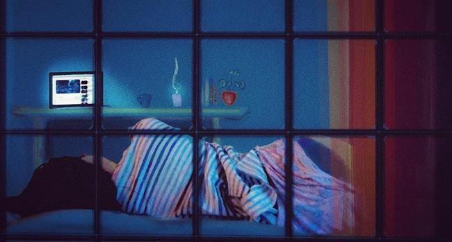 Yağmurun Getirdiği Yalnızlık Hissini Anlatan 15+ İllüstrasyon Sanatlı Bi Blog 6