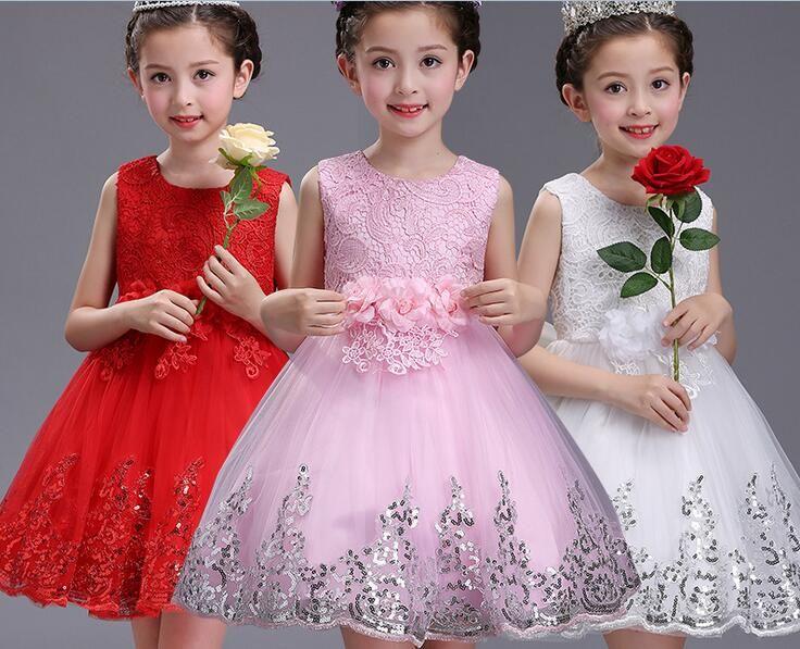 133fce80c040 Vestidos Bautizo Para Bebé Niña Rosado - Pajecita Tutus   Children ...