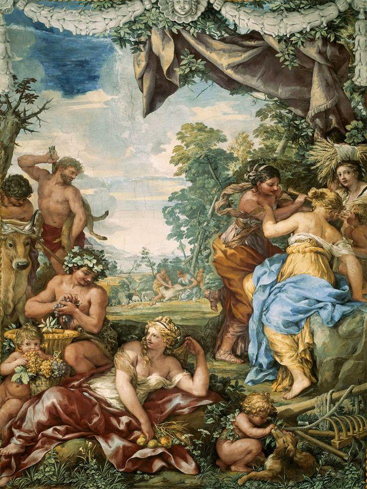 Beautiful Pietro Da Cortona   Età Dellu0027argento, 1637 (Sala Della Stufa, Palazzo