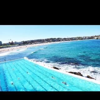icebergs olympic pool sydney austalia