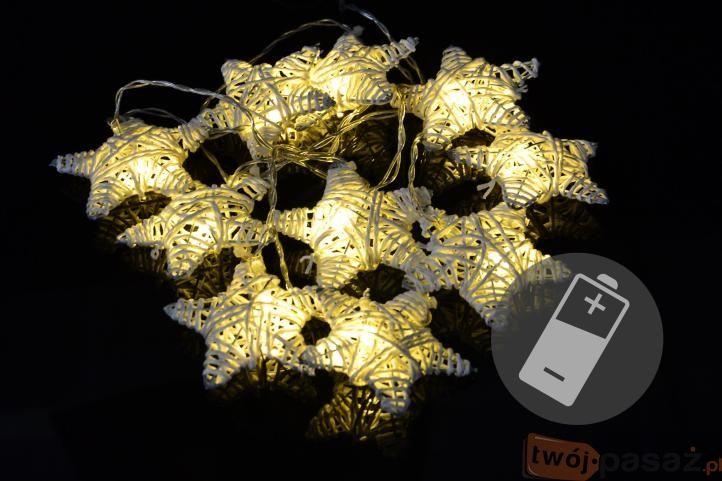 Rattanowe gwiazdki LED dostępne na https://www.twojpasaz.pl/pl/p/prod/151693