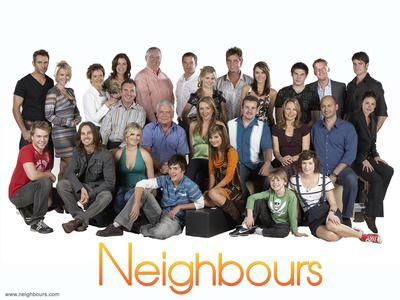 Neighbours Cast