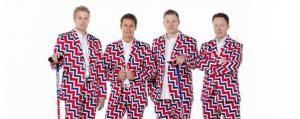 http://wp.me/p44N8G-3p Sotchi 2014, un défilé haut en couleurs. Les tenues officielles des Jeux Olympiques. Norvège