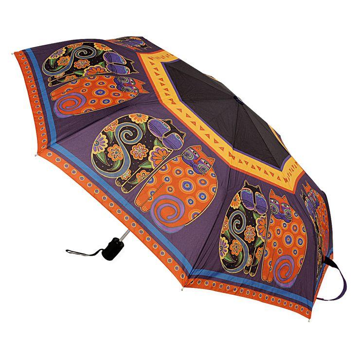 gattoso ombrello Laurel Burch    www.gattosi.com