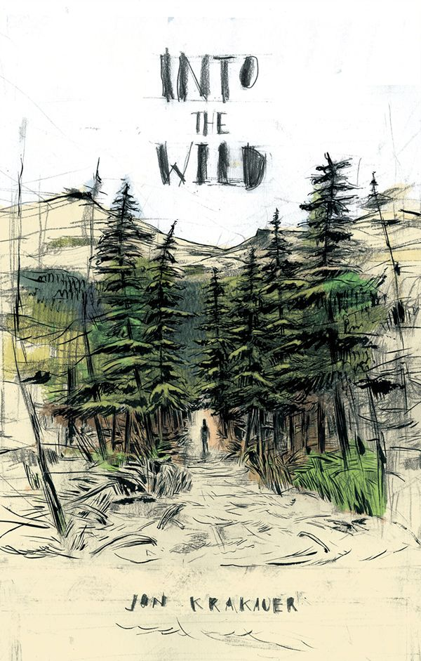 Into the Wild on Behance