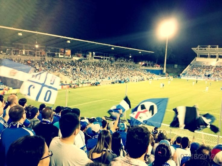L'impact de Montreal! Enjoy the match on a hot summer afternoon. The prices are very cheap