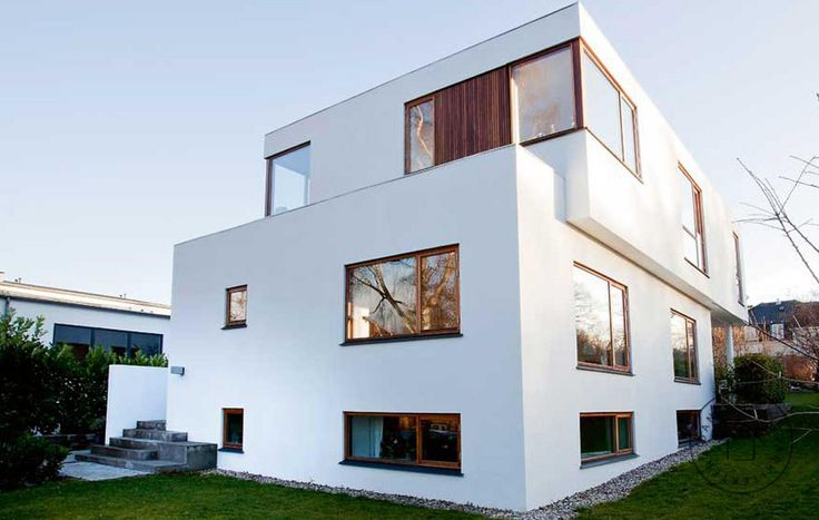 Klassisk 1-plans bungalow i gule sten forvandlet til skulpturel og funktionel familiebolig. Arkitekt Thue Krog Andersen/Danske BoligArkitekter