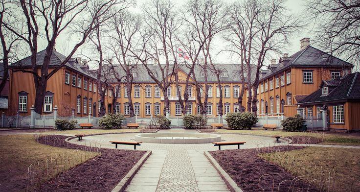 Paléet Stiftsgården, Munkegata 23, NO-7011 Trondheim