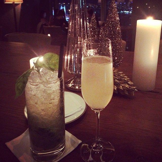 Basilito Cocktail. #MYLUXLIST | Park Hyatt
