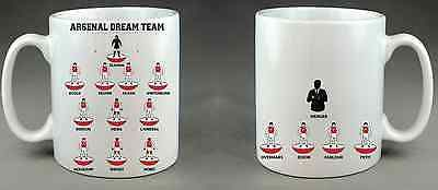 #Subbuteo style dream team mug - pick your own #players #-teams from  ( a-c ),  View more on the LINK: http://www.zeppy.io/product/gb/2/121894695775/