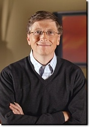 #BillGates has played a huge roll in the aspects of how I use technology to this day and his #charity work speaks volumes to his character.
