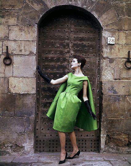 60s italian fashion moda style easynip vintage european for Green italy