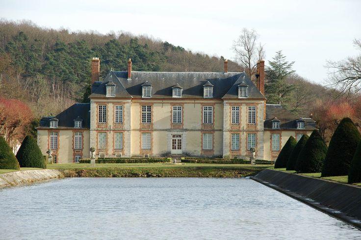 Yvelines : Château de Plaisir - France