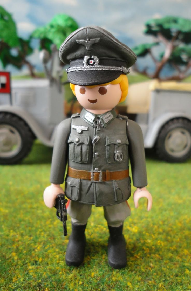 german wehrmacht officer playmobil pinterest. Black Bedroom Furniture Sets. Home Design Ideas