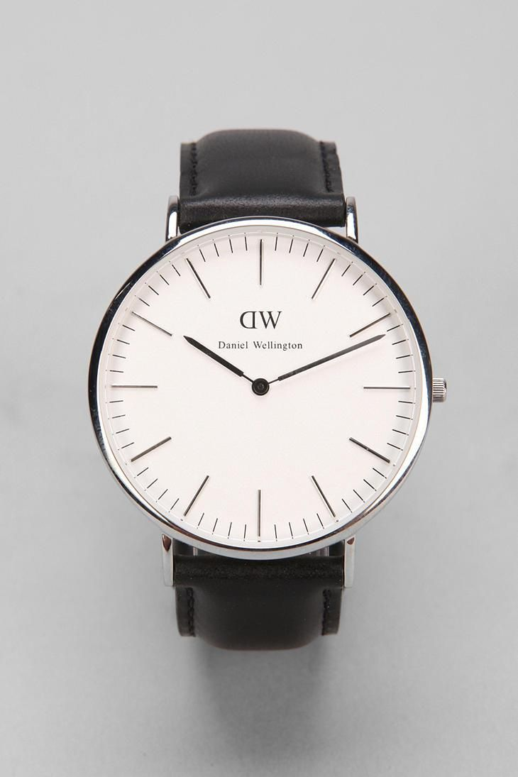 Daniel Wellington Sheffield Watch #urbanoutfitters