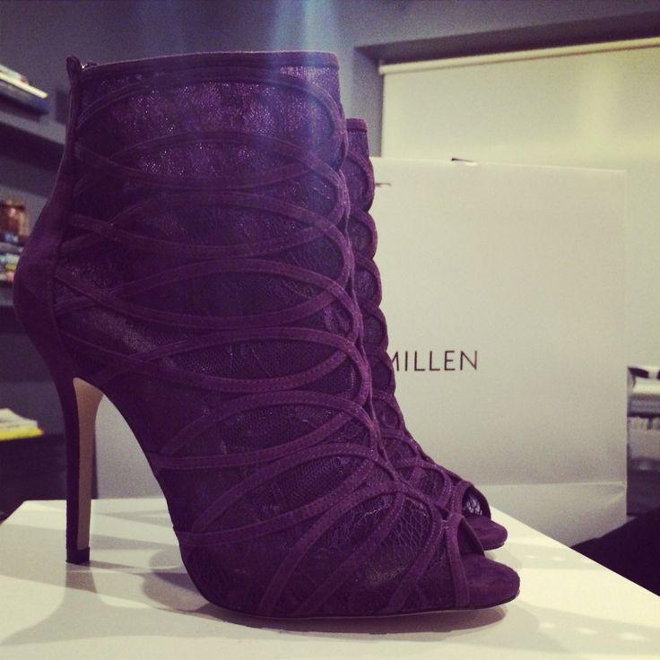 Lace shoe boots amazing