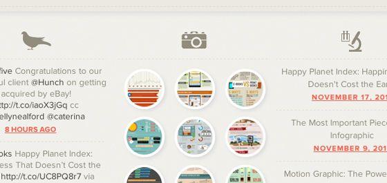 Web Design Trends in 2012