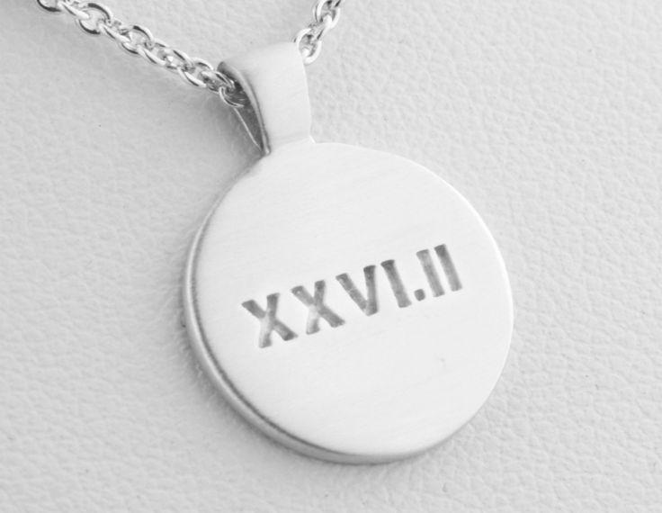 OK, if I can't have the diamond, I'll take it plain.... #endurejewelry: Marathons Necklace