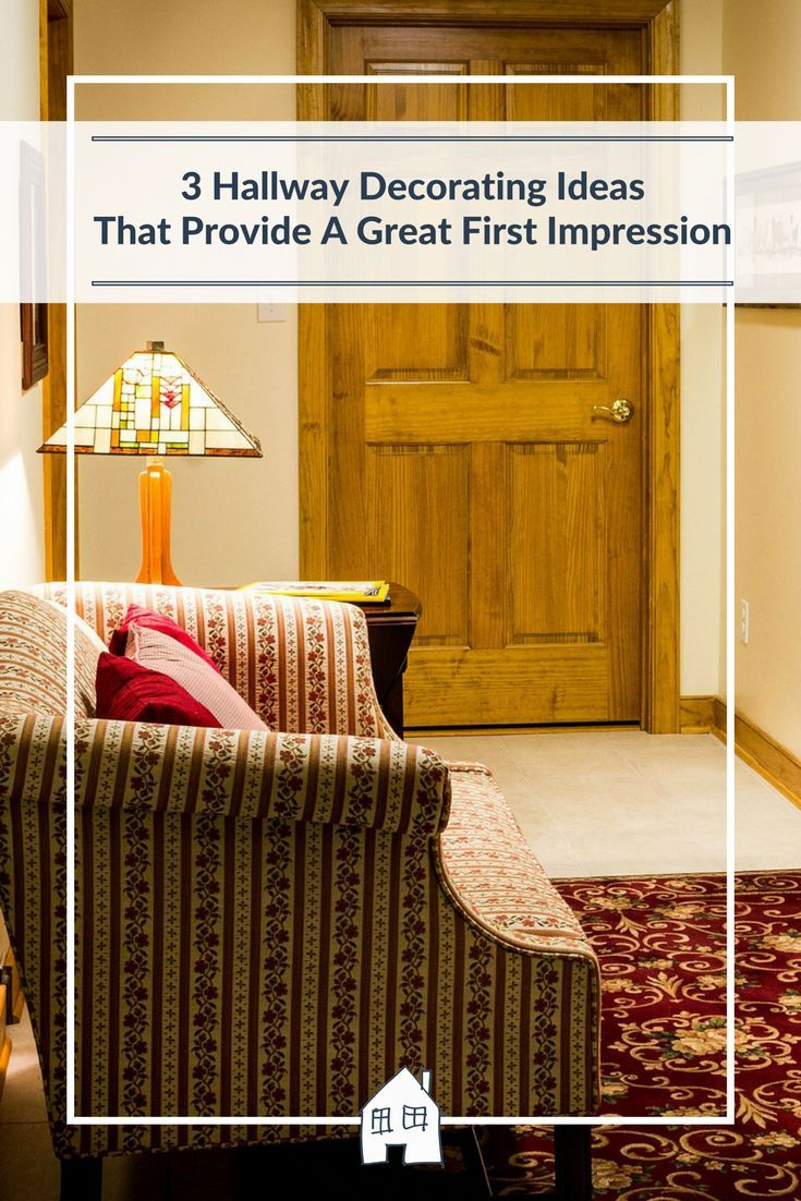 When we have guests coming to our house, we strive to make a great first impression. Check out these 3 hallway ideas to create a great first impression into your home