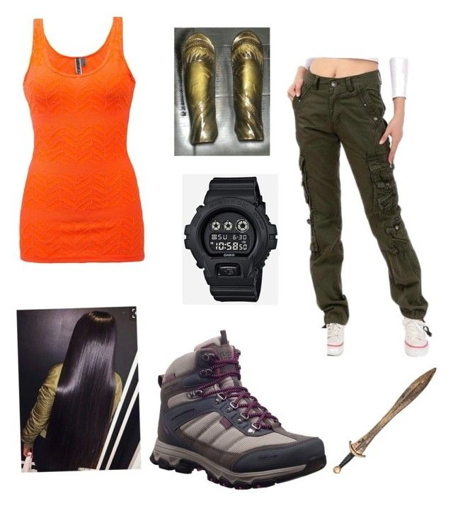 """Maylea's main outfit"" by gabbycox-27 on Polyvore featuring BKE, Helly Hansen and G-Shock"