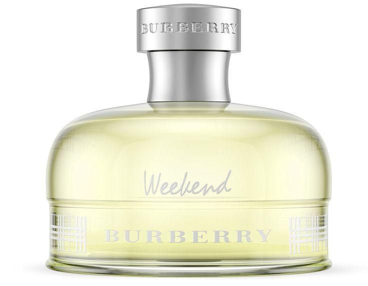 Burberry Weekend: A light summery scent with a hint of citrus.
