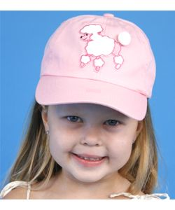 Children's Poodle Hat