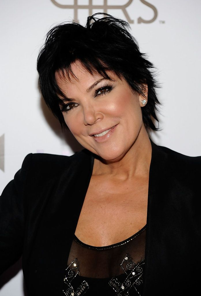 Awe Inspiring 1000 Ideas About Kris Jenner Haircut On Pinterest Kris Jenner Short Hairstyles Gunalazisus